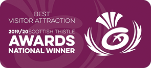 Best Visitor Attraction Scottish Thistle Awards 2019/20