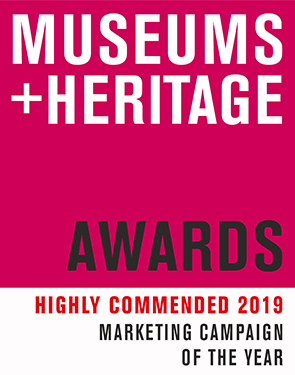 Museums + Heritage Awards 2019